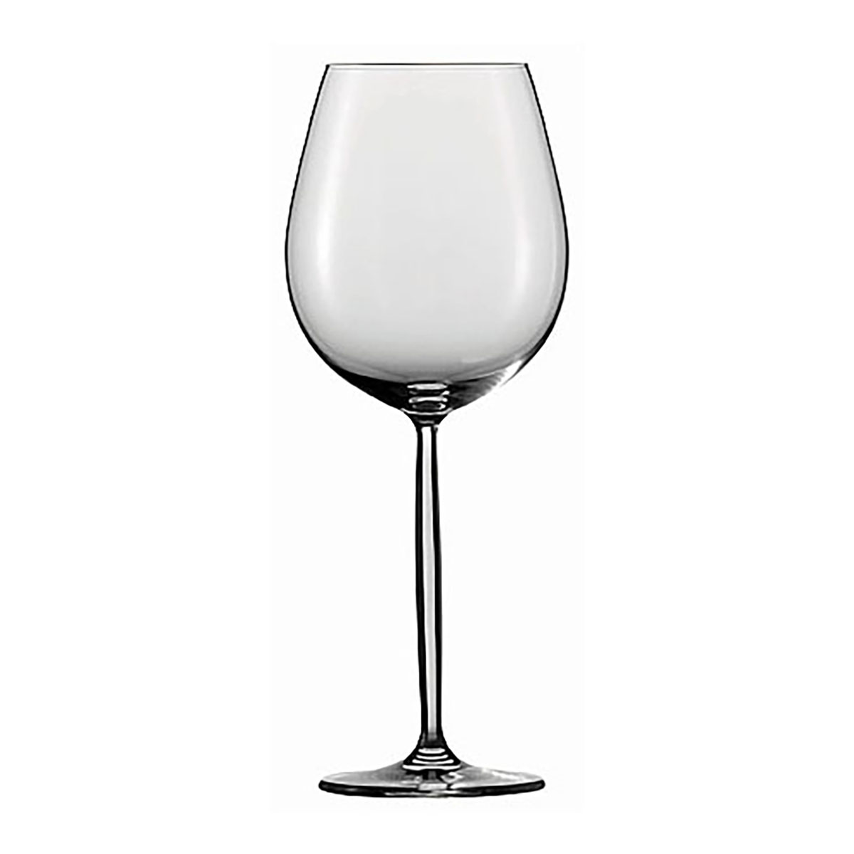 Schott Zwiesel Tritan Diva Burgundy, Set of Six
