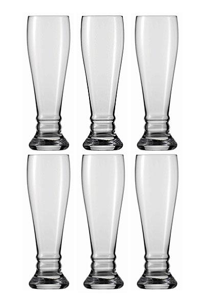 Schott Zwiesel Tritan Bavaria Beer Glass, Set of Six