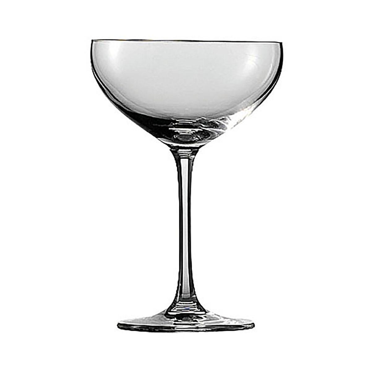 Schott Zwiesel Tritan Bar Special Saucer Champagne, Set of Six