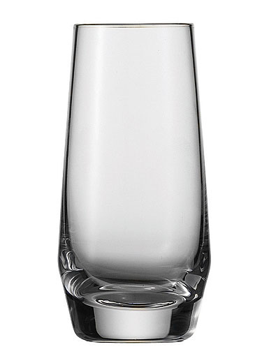 schott zwiesel tritan pure shot glass single cashs. Black Bedroom Furniture Sets. Home Design Ideas
