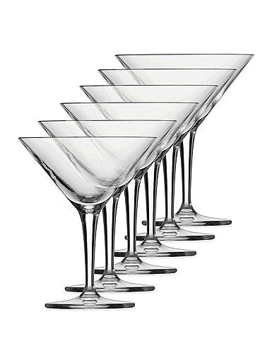 Schott Zwiesel Charles Schumann Basic Bar Classic Martini, Set of Six