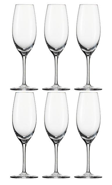 Schott Zwiesel Tritan Cru Classic Champagne, Set of Six