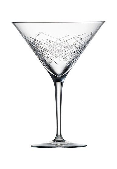 Zwiesel 1872 Charles Schumann Hommage Comete Martini Glass, Pair