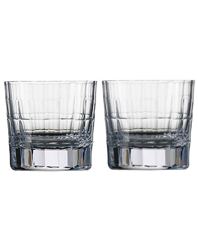 Zwiesel 1872 Charles Schumann Hommage Carat Whiskey Small, Pair