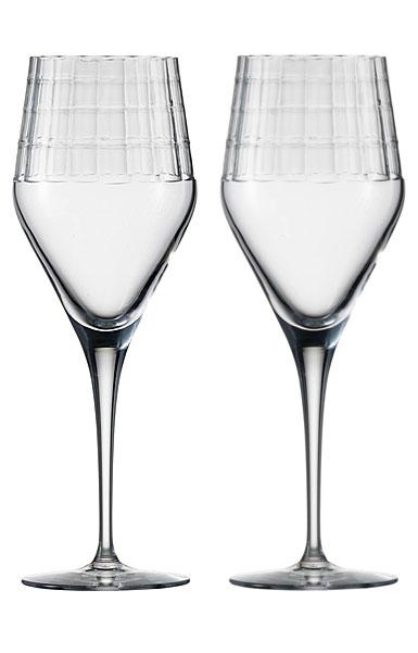 Zwiesel 1872 Charles Schumann Hommage Carat Bordeaux Glass, Pair