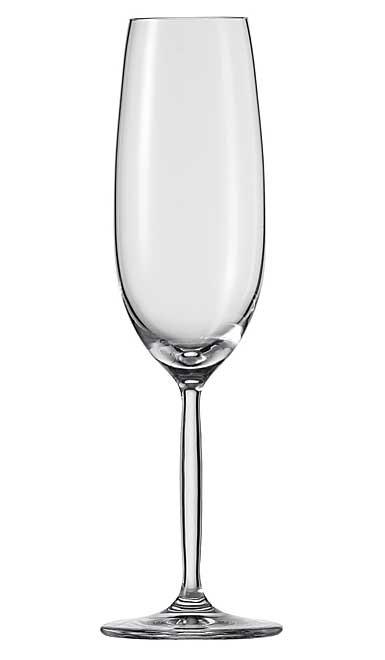 Schott Zwiesel Diva Living Champagne Flute, Single