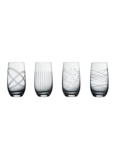 Royal Doulton Party Hiball - Set of 4 (Assorted)