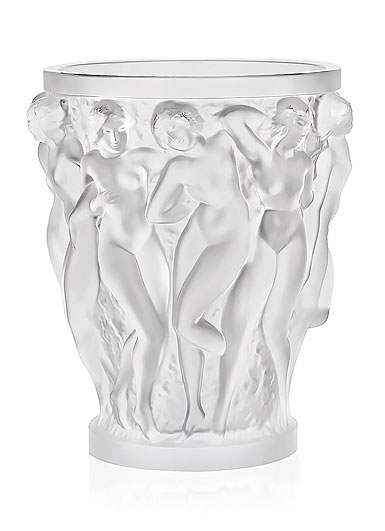 Lalique Bacchantes XXL Vase, Limited Edition