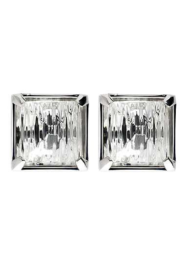 Lalique Rayonnante Earrings, Clear