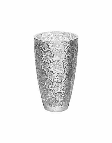 Lalique Paysage Feuillage Large Vase