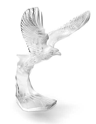 Lalique Golden Eagle Sculpture