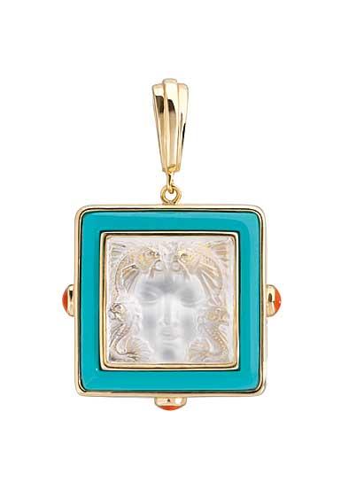Lalique Arethuse Pendentif, Vermeil