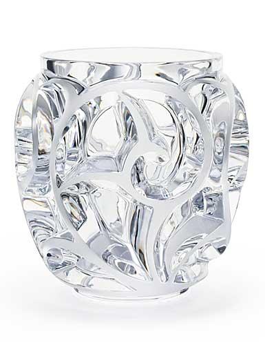 Lalique Tourbillons XXL Vase, Clear