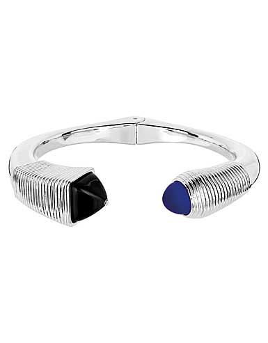 Lalique Charmante Bracelet, Noir and Blue