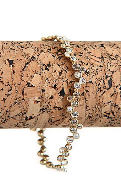 Swarovski Fidelity Bracelet, Silk