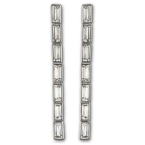 Swarovski Prime Pierced Earrings Long