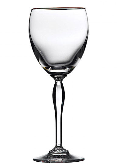 Marquis By Waterford Allegra Platinum Goblet, Single