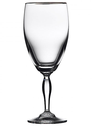 Marquis By Waterford Allegra Platinum Iced Beverage, Single