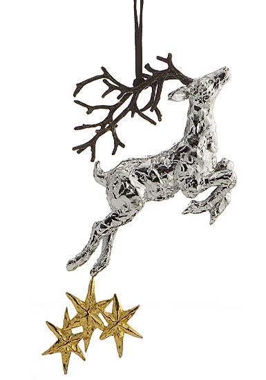 Michael Aram 2017 Reindeer Ornament