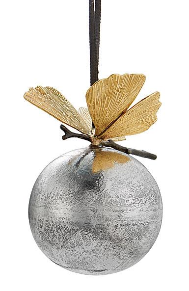 Michael Aram 2017 Butterfly Ginkgo Ornament