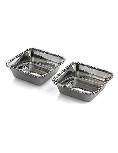 Michael Aram Molten Dble Mini Snack Dishes