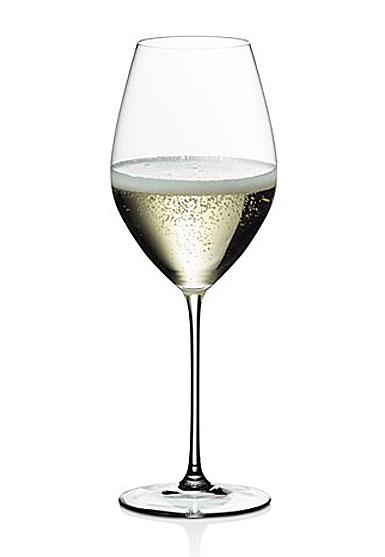 Riedel Veritas Champagne Wine Glass, Single