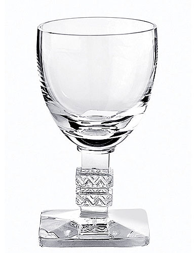 Lalique Argos Liqueur Shot Glass No. 6 - 3 1/5""