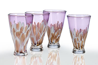 Waterford Evolution Urban Safari Tumblers, Set of 4