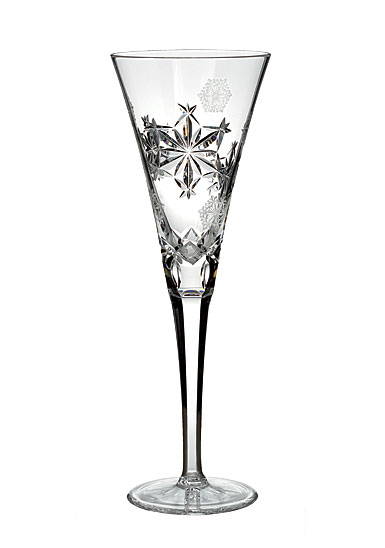 Waterford Snowflake Wishes For Goodwill Flute, Single