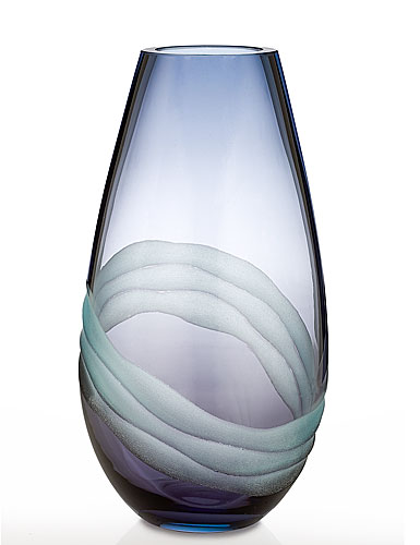 "Waterford Evolution Oasis 12"" Vase"