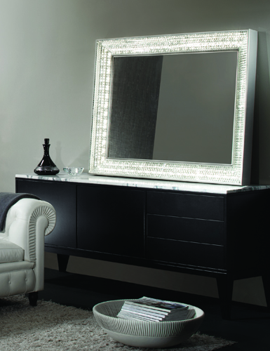 Waterford Jo Sampson Collection London Wall Mirror