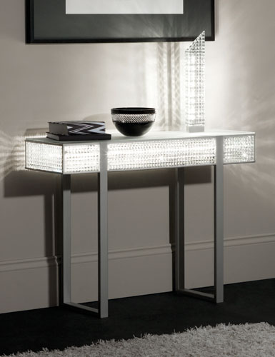 Waterford Jo Sampson Collection London Console Table