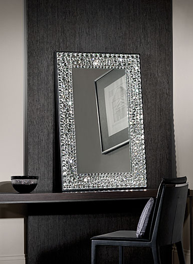 Waterford Interiors John Rocha Solas Wall Mirror Medium