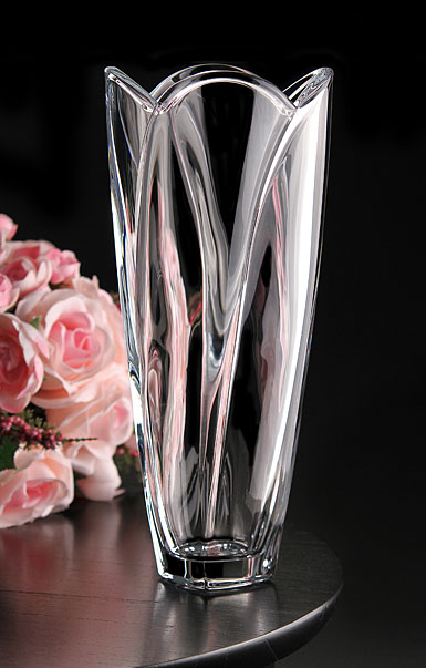 Marquis by Waterford Tulip 10 inch Vase