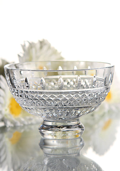 Waterford Irish Lace 6in Footed Bowl