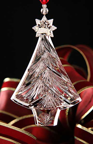 Waterford 2013 Christmas Tree Ornament