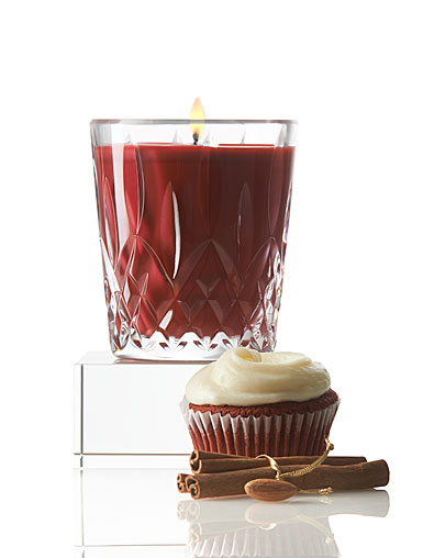 Waterford Illuminology Lismore Candle, Holiday Cinnamon