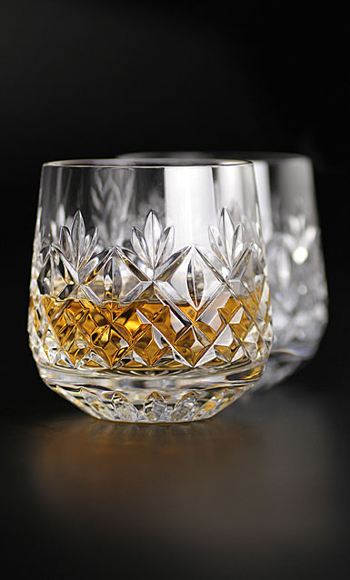 Waterford Huntley 9oz Roly Poly Glasses, Set Of Four