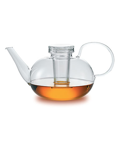 Schott Zwiesel Jenaer Wagenfeld Teapot with Lid and Filter