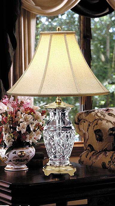 Waterford Kingsley 22 lamp