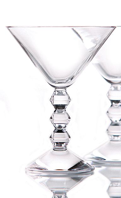 Baccarat Vega Martini, Clear