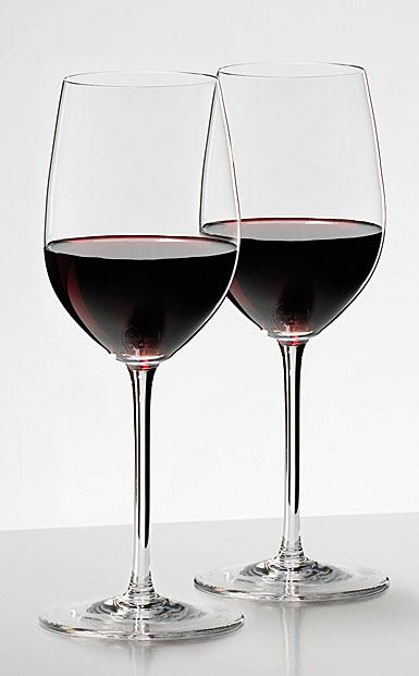 Riedel Sommeliers Mature Bordeaux, Pair