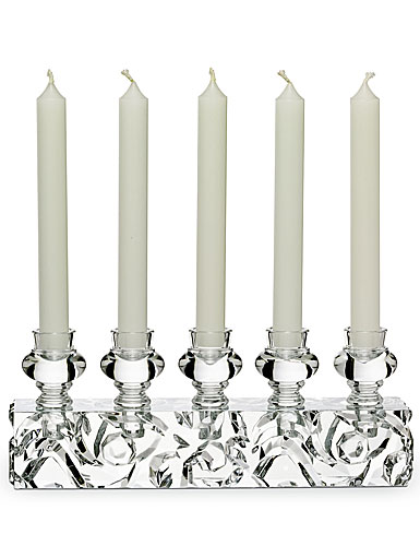 Baccarat Foret Des Songes 5 Candleholders