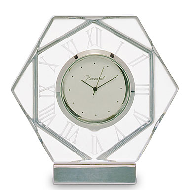 Baccarat Abysse Clock, Large By Thomas Bastide