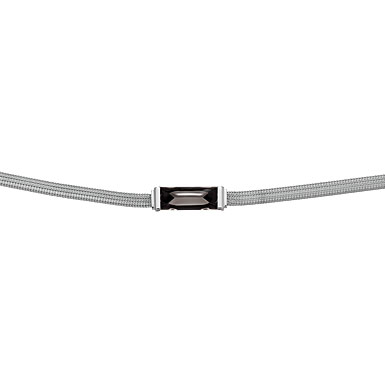 Baccarat So Insomnight Choker Necklace, Silver Mordore