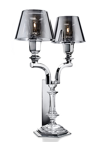 Baccarat Our Fire Double Candleholder
