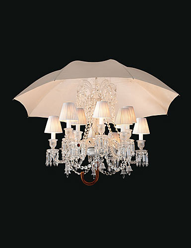 Baccarat Marie Coquine 12 Light Chandelier