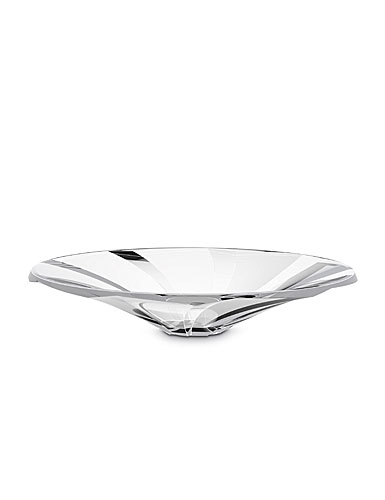 Baccarat Objectif Bowl, Large, 13in W