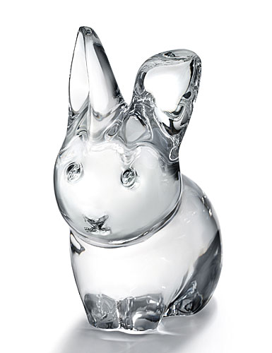 Baccarat Minimals Figurines, Bunny