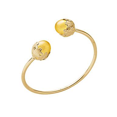Baccarat Murmure You & Me Bracelet, Yellow Crystal